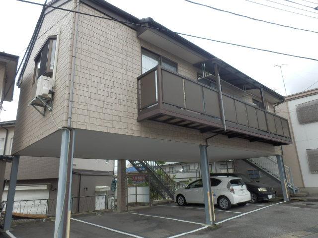 麻田住宅外観写真