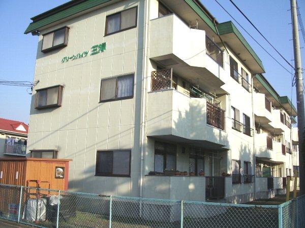 グリーンハイツ三沢パート1外観写真