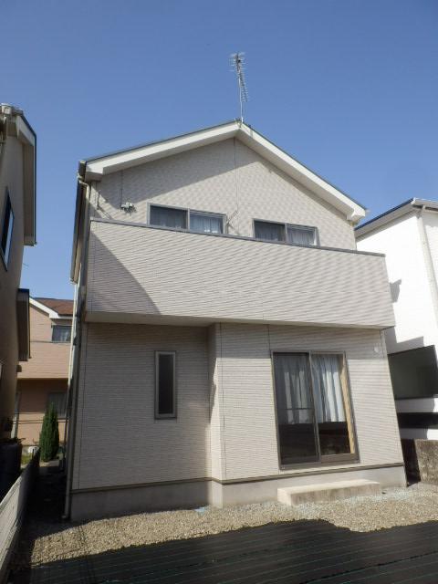 宇賀神 戸建貸家外観写真