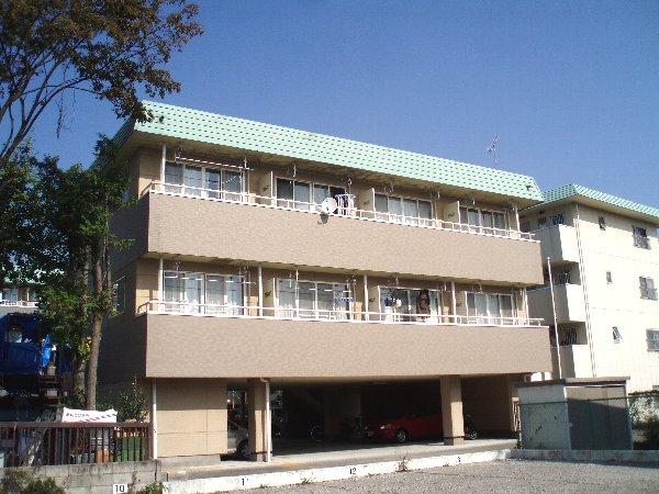 NAKAHARA Ⅱ外観写真
