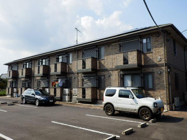 エスポワール川田B外観写真