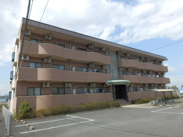 K・Uマンション外観写真