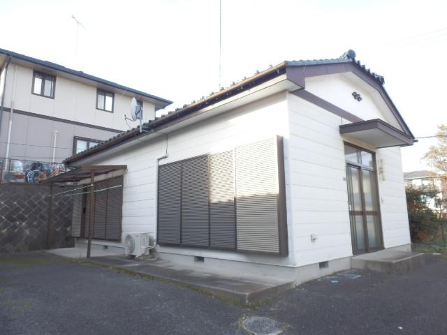 上野住宅1外観写真