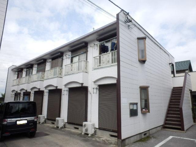 ベルゾーネ田村C外観写真