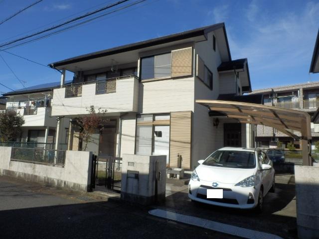 上戸祭町住宅貸家外観写真
