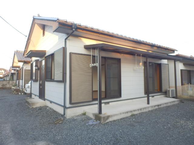 木村アパート外観写真