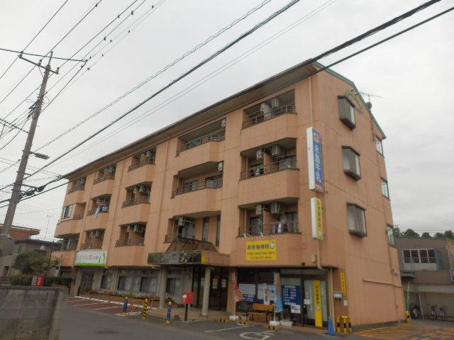 寛永ハイツ外観写真