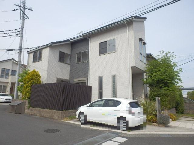 江曽島戸建住宅外観写真