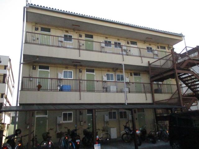 コーポ中村Ⅱ外観写真