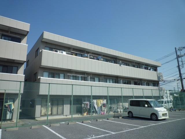 第二パークマンション西原外観写真