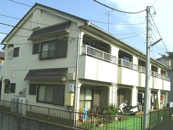 コーポ増田外観写真