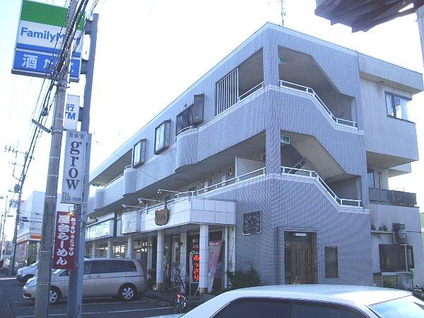 宮嶋マンション外観写真