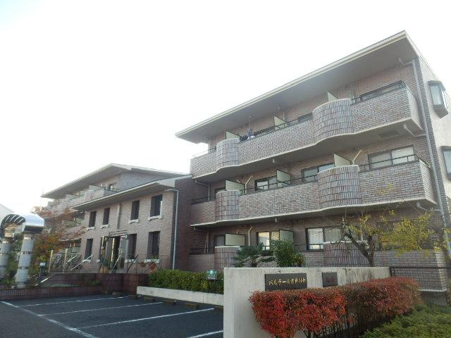パルテール江戸川台外観写真