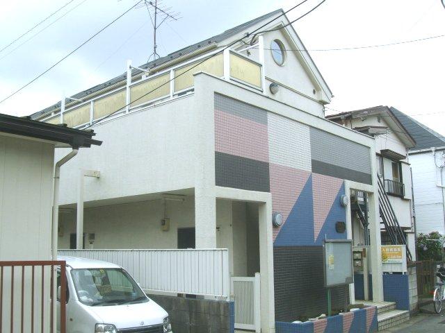 ブライト・ロード 弐番館外観写真