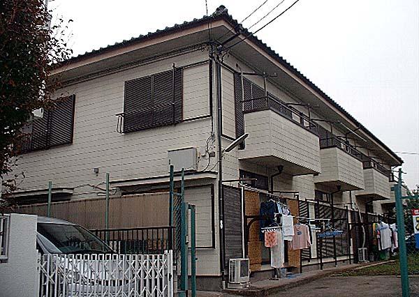 チアフル宇田川外観写真
