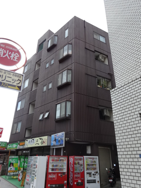 明原マンション森田外観写真