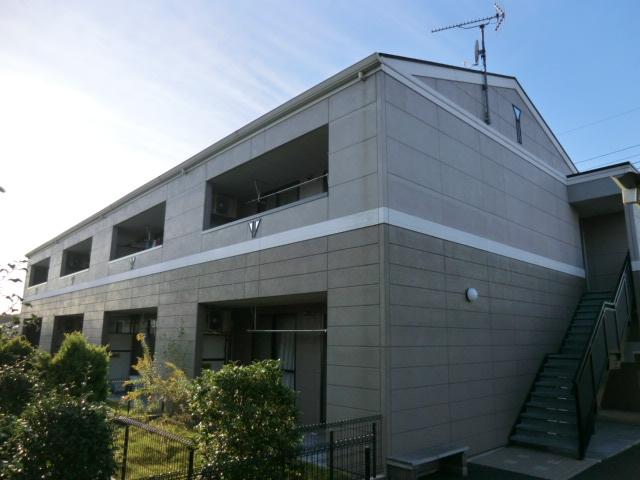 クレメント駒木B外観写真