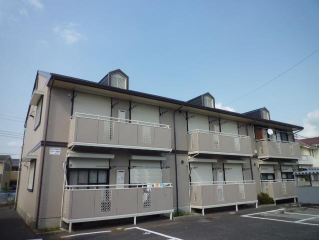 パールハイツ窪田50外観写真
