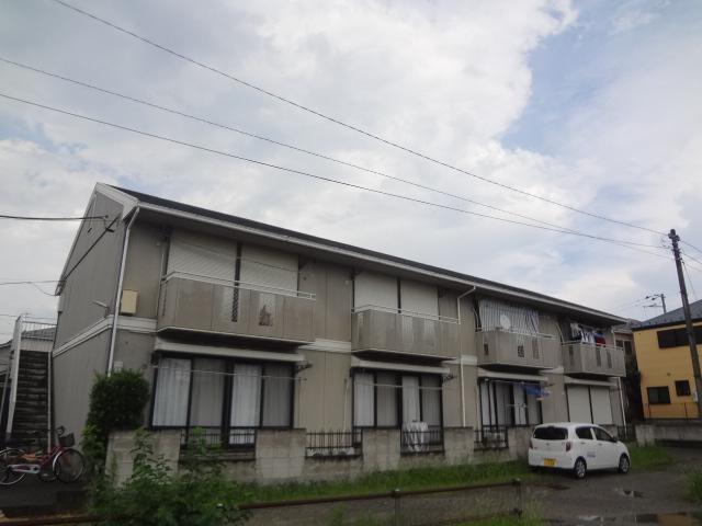 パールハイツ吉田外観写真