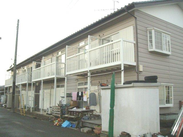 花島ハイツ外観写真