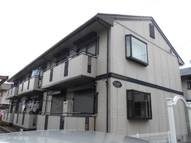 セジュール東初石Ⅱ外観写真
