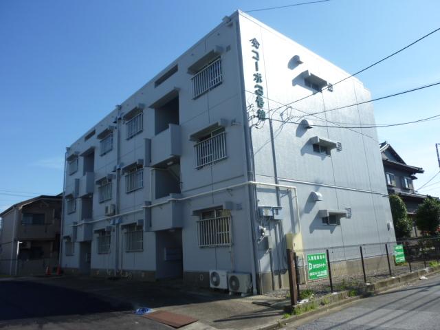 ヤマサイコーポ3号棟外観写真