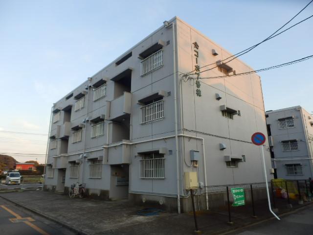 ヤマサイコーポ7号棟外観写真