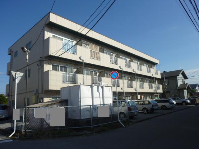 ヤマサイコーポ11号棟外観写真