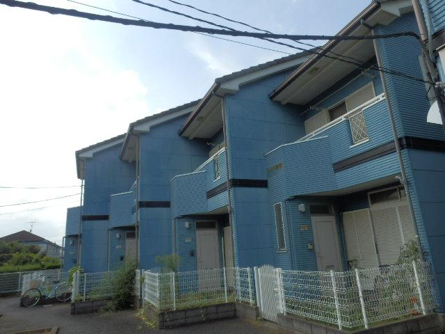 グリーンハイツ柴崎 Ⅰ番館外観写真