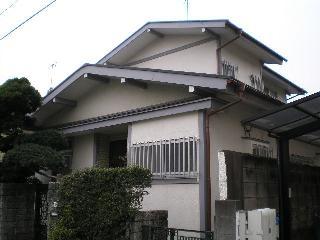 戸澤邸外観写真