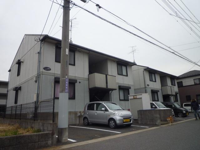 グリーンハイツ尾崎台A外観写真