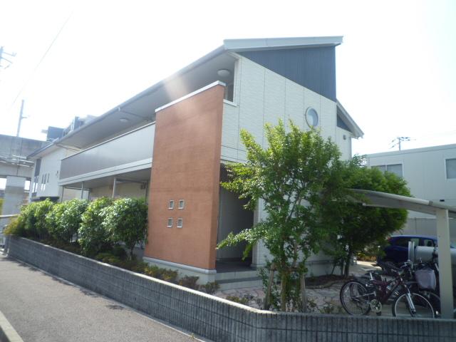 ラフォーレ壱番館外観写真