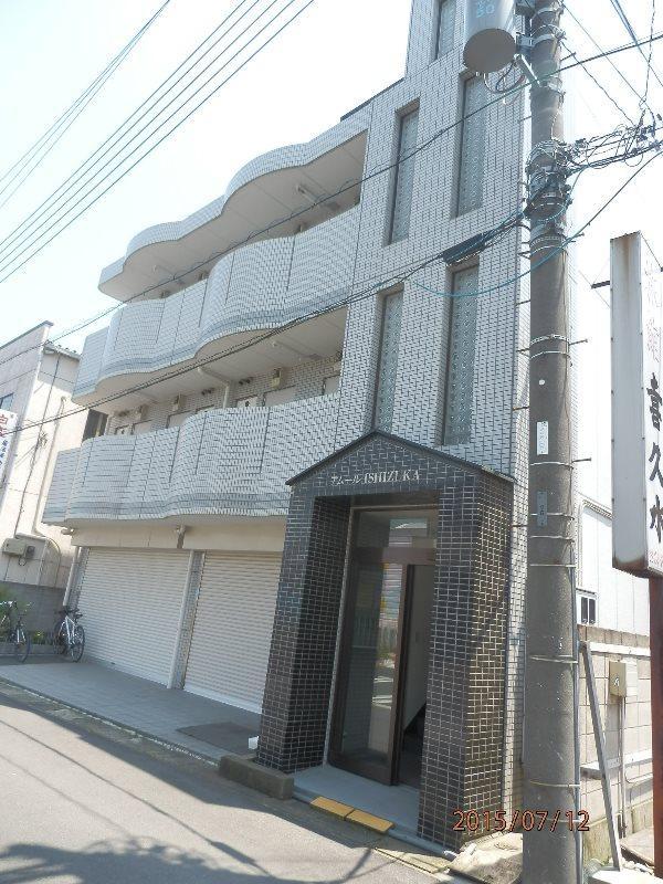 アムールISHIZUKA外観写真