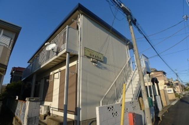 シティハイムOKADA外観写真
