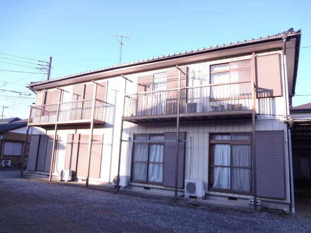 ハイツ増田1号棟外観写真