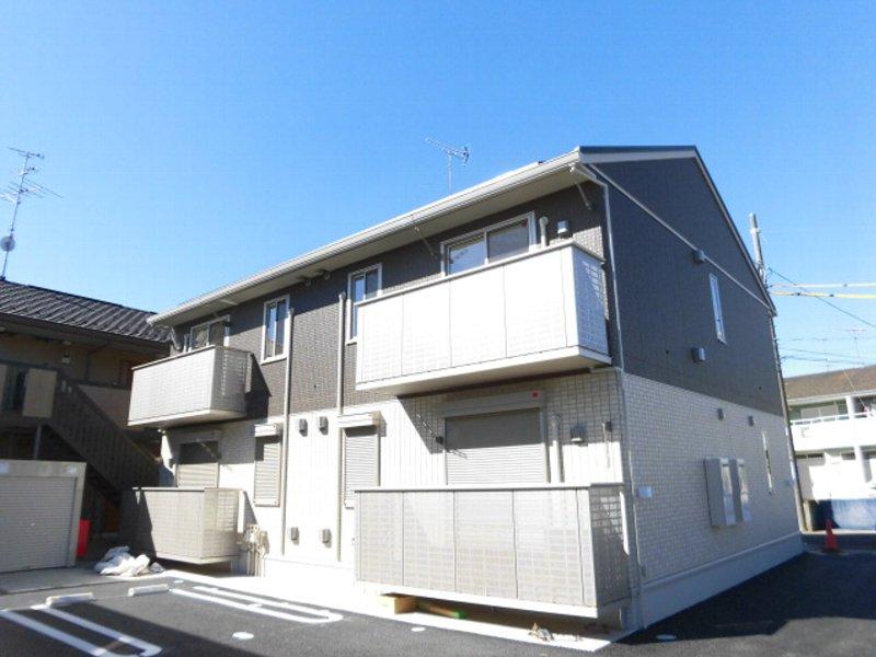 (仮)D-room山崎貝塚町B外観写真