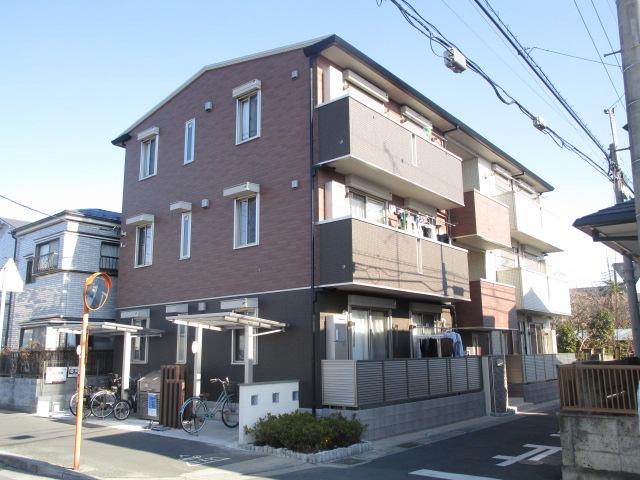 (仮)D-room西平井A外観写真