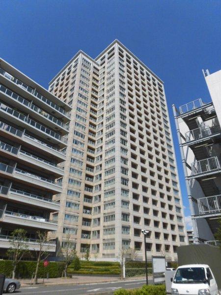 パークシティ柏の葉キャンパス二番街ミッドタワーC棟外観写真