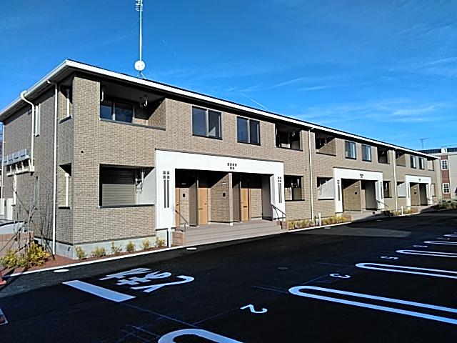 仮)東深井新築アパート外観写真