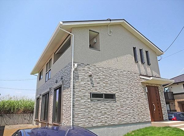 野田市桜の里3丁目住宅外観写真