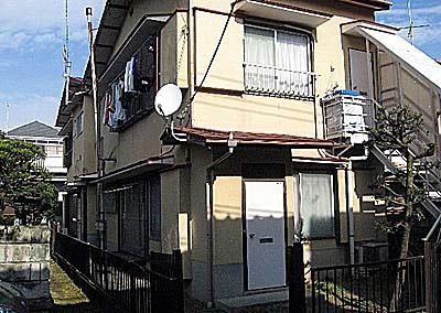 下村アパート外観写真