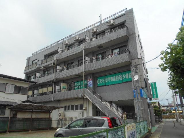 中山マンション外観写真