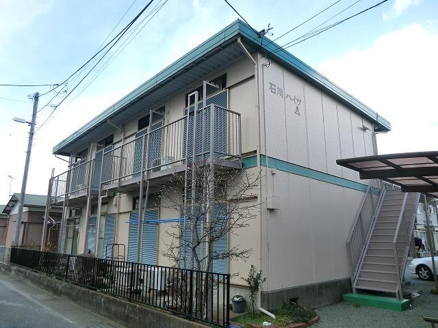石川ハイツA外観写真