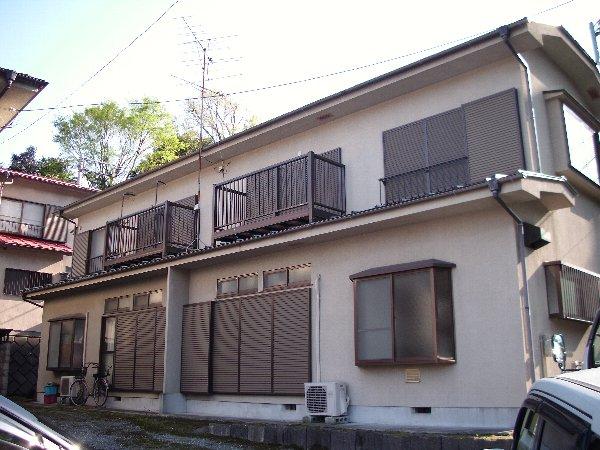 大澤テラスハウスA外観写真