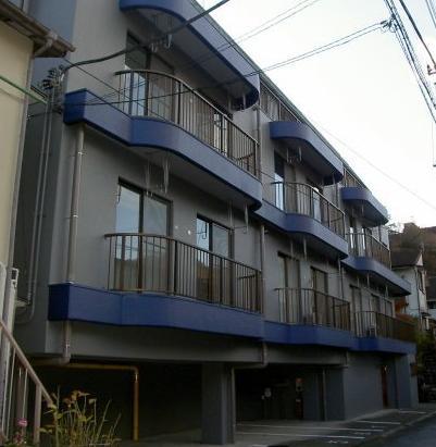 ドミノ箱根マンション外観写真