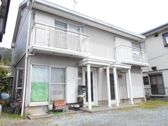 渋谷テラスハウス外観写真