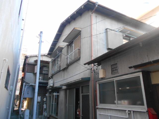 平井アパート外観写真