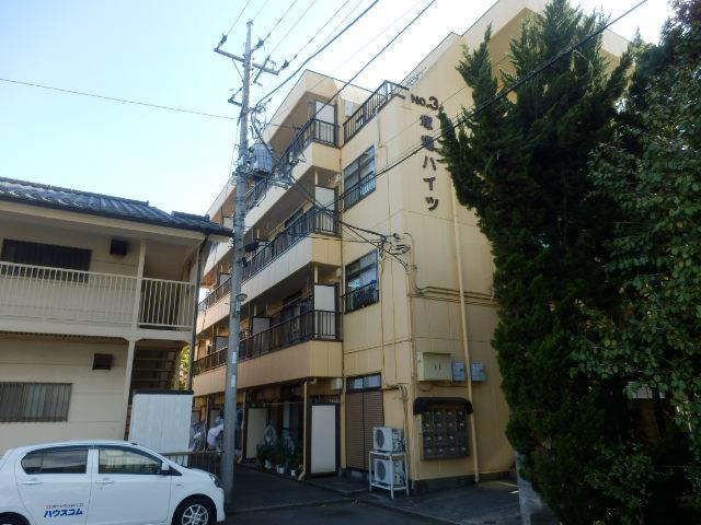 塚場ハイツⅢ外観写真