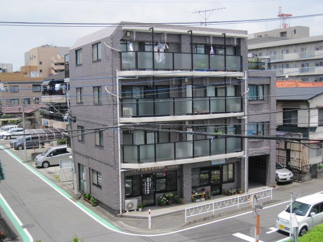 ボナール芳賀外観写真