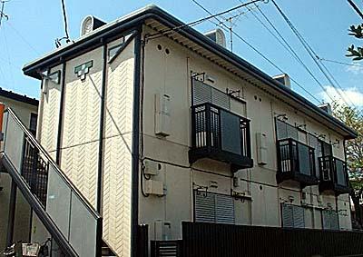 ハイツタカシマ外観写真